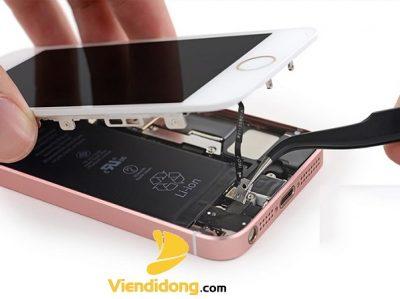 Chụp ảnh đang thay Cảm Ứng iPhone 6 chính hãng