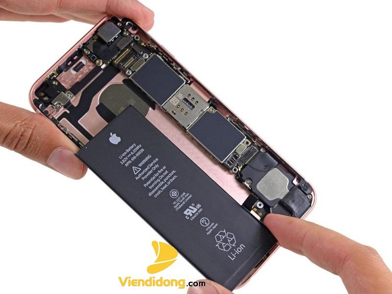 Thay cảm ứng iPhone 6S