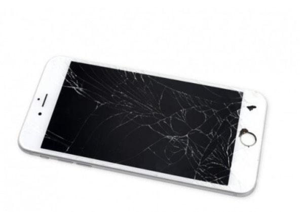 Xử lý màn hình iPhone 6S Plus bị vỡ