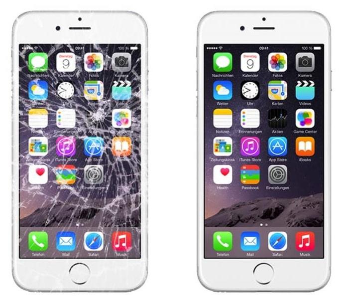 dịch vụ ép kính iPhone 6S Plus