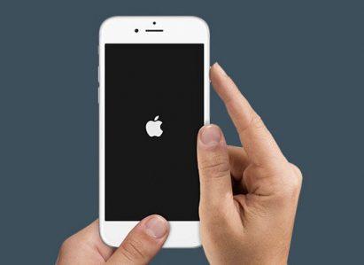Reset tự sửa màn hình iPhone 6 bị đơ