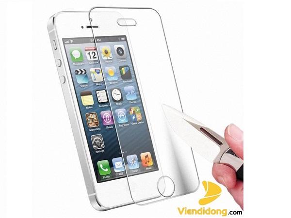 Kính Cường Lực iPhone 5 Nào Là Tốt?