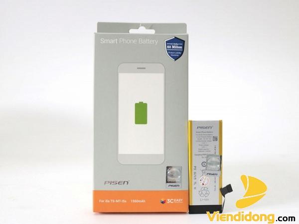 Pin Pisen iPhone 5S Giá Bao Nhiêu?