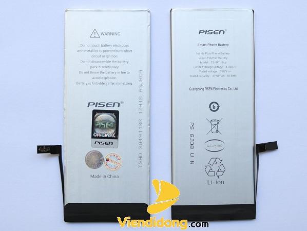 Pin Pisen iPhone 6S Plus Giá Bao Nhiêu