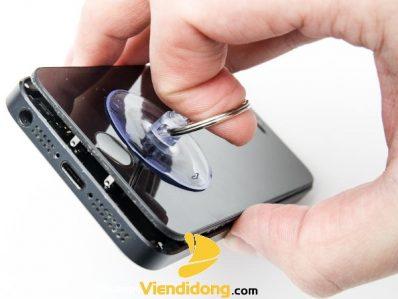 Sửa màn hình iPhone 5 đa số là thay mới