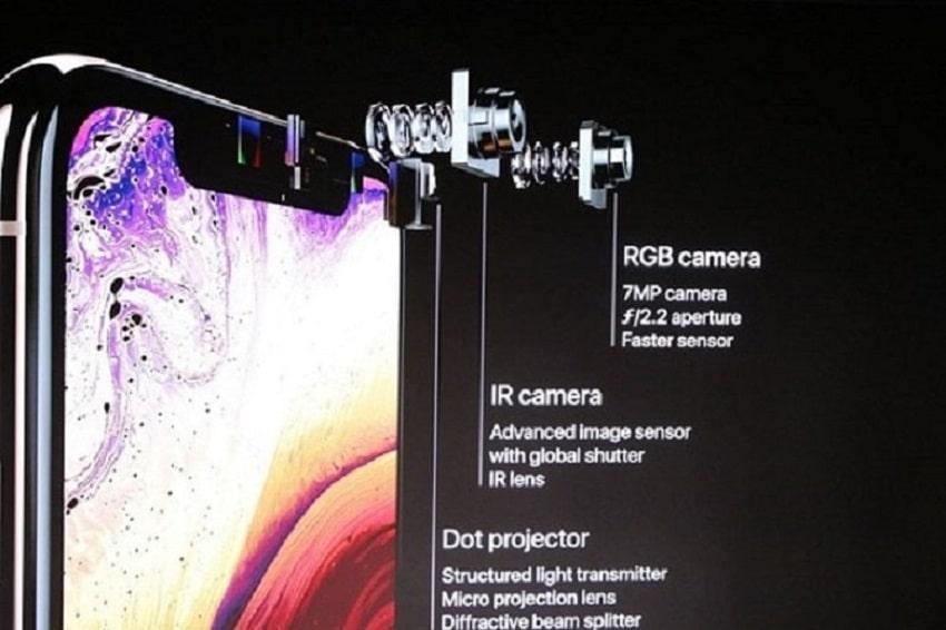Thay camera trước iPhone giá rẻ