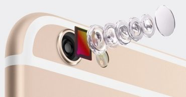 Thay kính camera sau iPhone