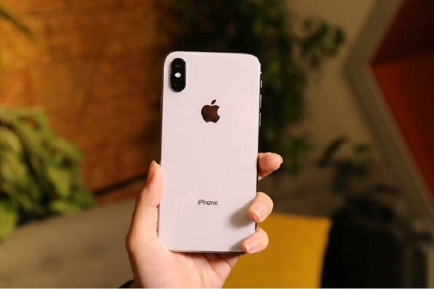 Thay nắp lưng iPhone X chính hãng