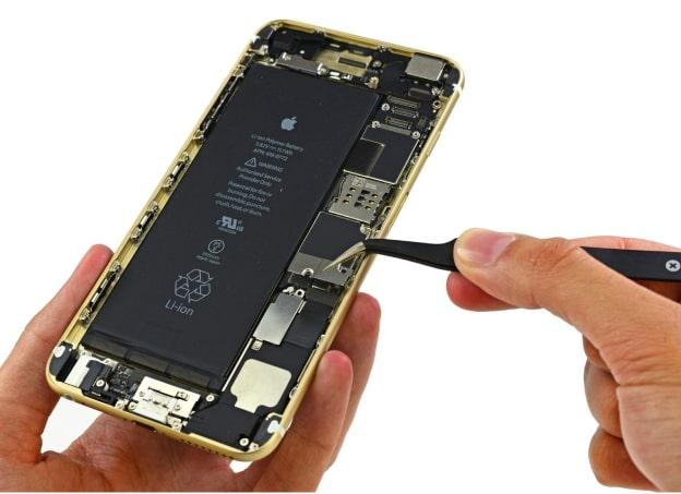 Pin iPhone 6 plus giá bao nhiêu? thay pin iphone 4 2