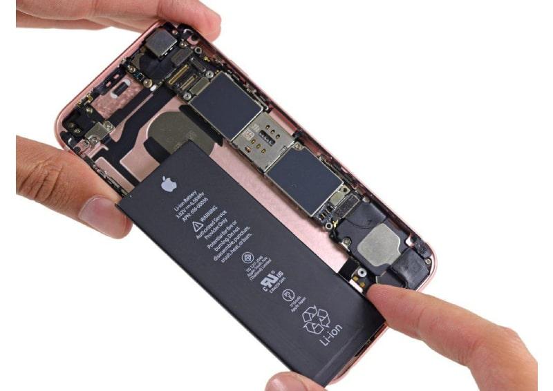 Pin iPhone 6S Plus giá bao nhiêu