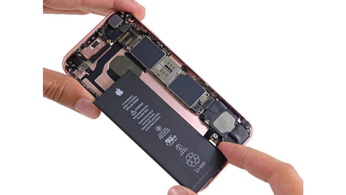 Pin iPhone 6 giá bao nhiêu là chuẩn?