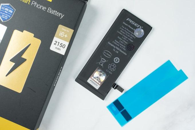 Pin iPhone 7 giá bao nhiêu là chuẩn? thay pin iphone chính hãng 7 min