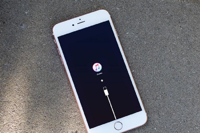 Cách khắc phục điện thoại iPhone 6 bị màn hình xanh
