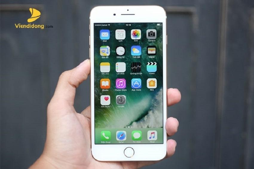 Màn hình iPhone 6 bị đơ  vì nhiều lí do