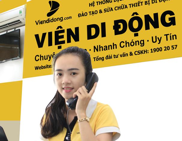 Trang chủ - Giới thiệu nghe khach goi hotline 1