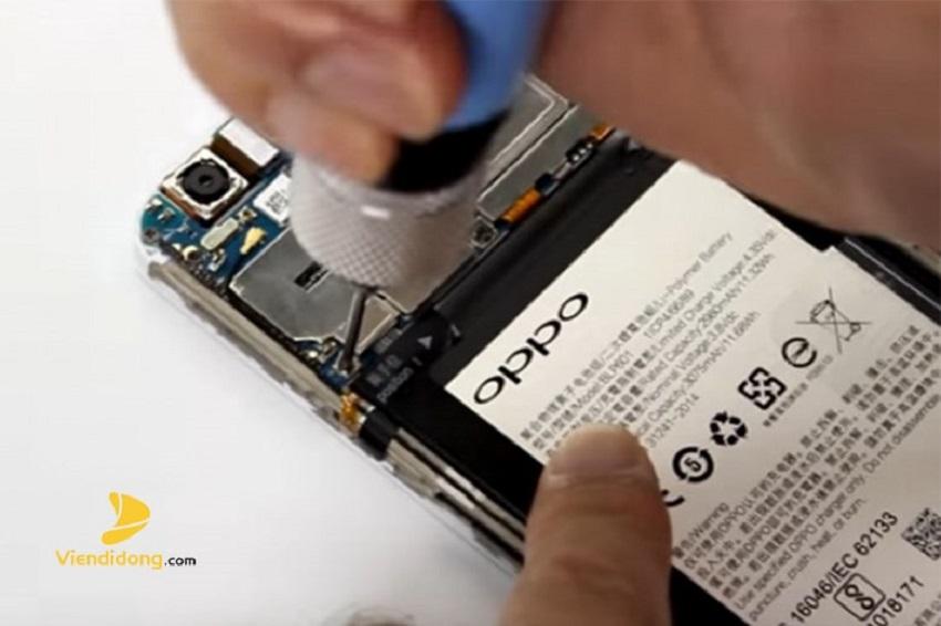 Thay pin Oppo F1s ở Viện Di Động là sự lựa chọn tốt nhất