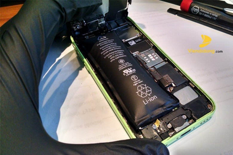 Khi thay pin iPhone 6 sẽ dùng những loại nào?