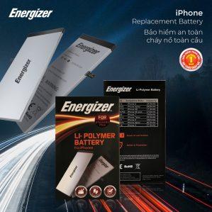 thay pin Energizer iPhone