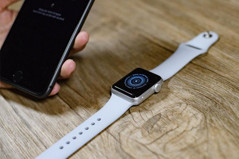 Apple Watch Series 3 38mm cũ được bổ sung nhiều tính năng mới