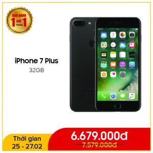 iPhone 7 Plus 32GB LL/A Quốc Tế (Like New)