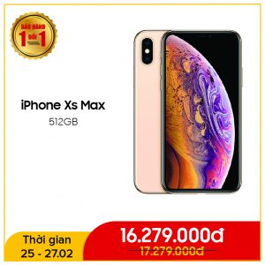 iPhone Xs Max 512GB (Like New)