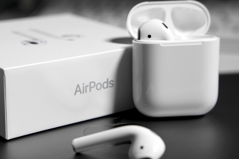 Tai nghe Bluetooth Apple AirPods 2 (No Wireless Charge) airpods 2 viendidong