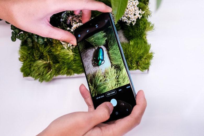 Camera Galaxy A51 có nhiều cải tiến