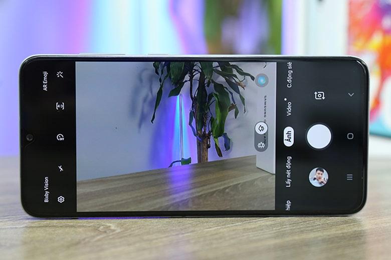 Camera Galaxy A70 128GB chụp hình tốt