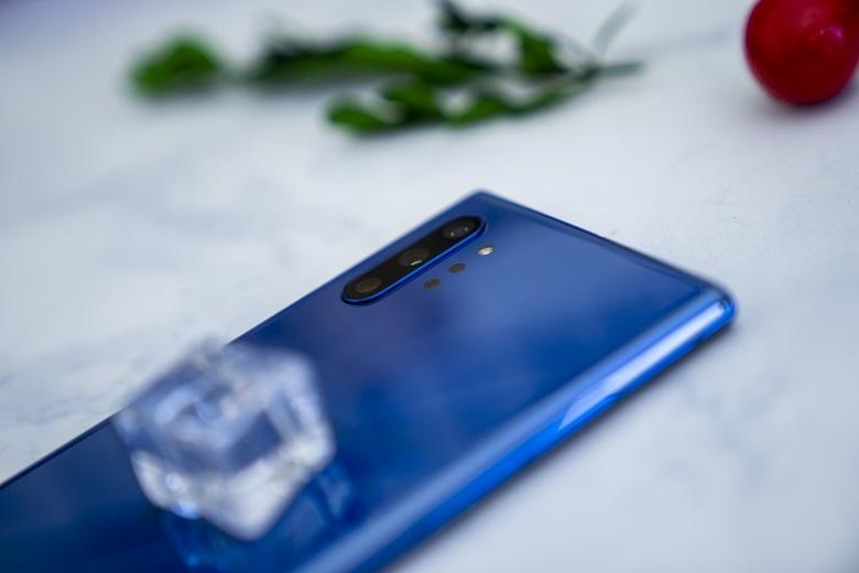 Camera Galaxy Note 10 Plus chụp hình sáng, sắc nét từng chi tiết