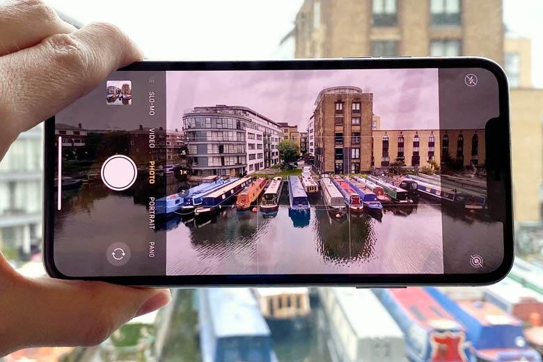 iPhone 11 Pro Max có sự nâng cấp lớn về camera