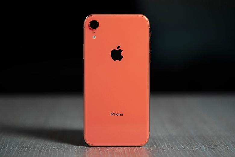 Máy ảnh iPhone Xr chụp hình tốt