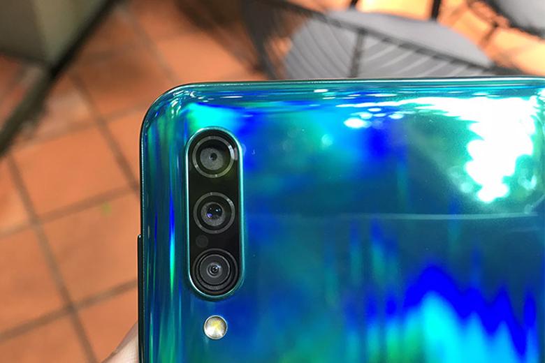 Camera Galaxy A30s chụp hình ổn