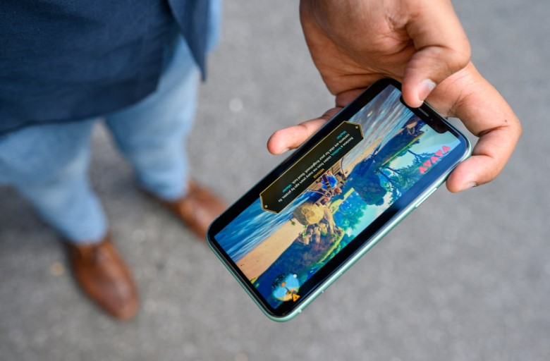 iPhone 11 64GB Chính hãng (2 SIM) cau hinh iphone 11 64gb da active viendidong