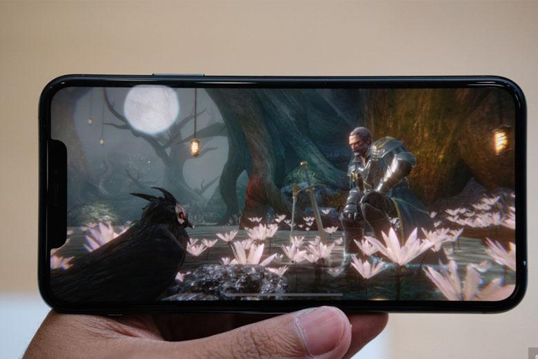 iPhone 11 Pro 256GB (2 SIM) cau hinh iphone 11 pro max viendidong
