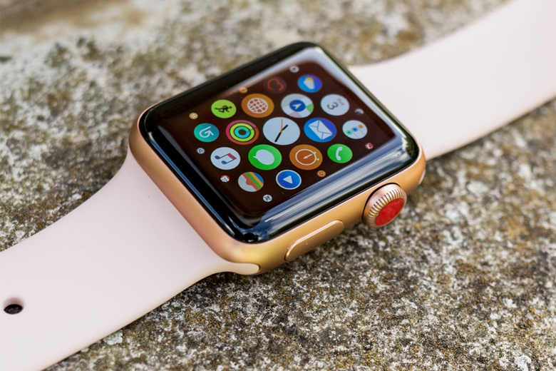 Apple Watch Series 3 GPS & LTE 42mm cũ chống nước tốt