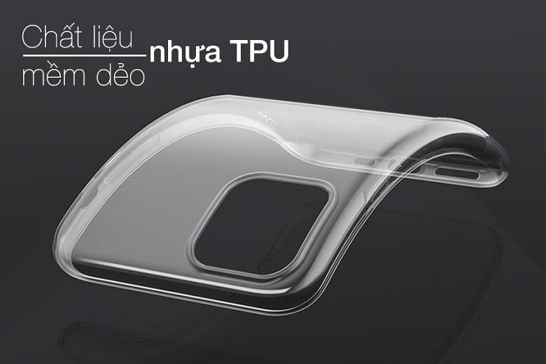 Ốp lưng iPhone 11 Pro Max VU có khả năng uống dẻo