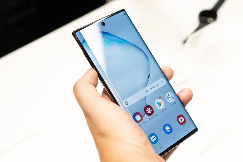 Galaxy Note 10 256Gb có hiệu năng mạnh mẽ