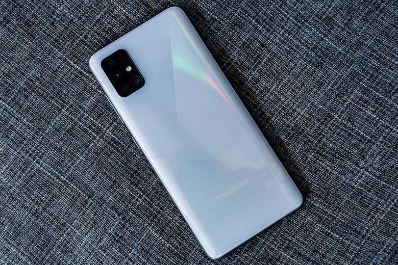 Hiệu suất Galaxy A51 ổn định