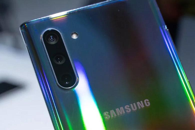 Máy ảnh Galaxy Note 10 256Gb chụp hình chất