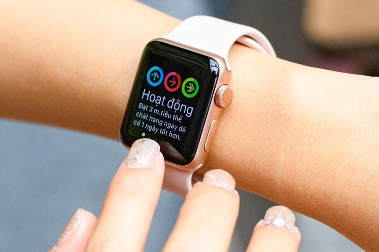 Apple Watch Series 3 GPS & LTE 42mm cũ được trang bị thêm nhiều tính năng mới