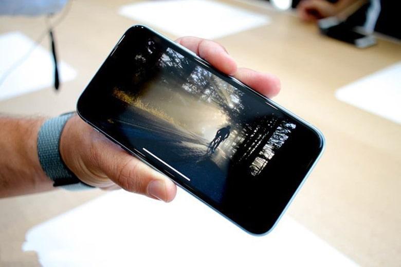 Hiệu năng iPhone Xr mạnh mẽ