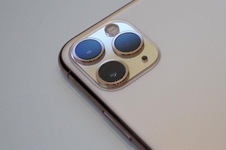 iPhone 11 Pro 256GB (2 SIM) hinh anh tren tay iphone 11 viendidong