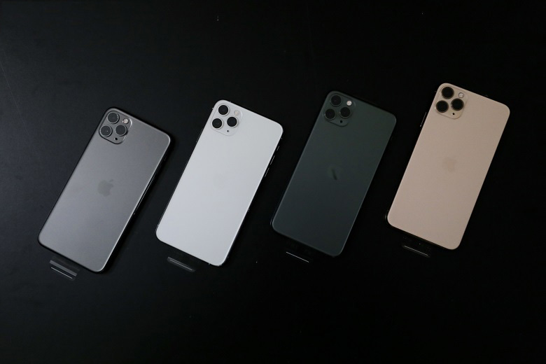 Pin iPhone 11 Pro Max 512GB khủng