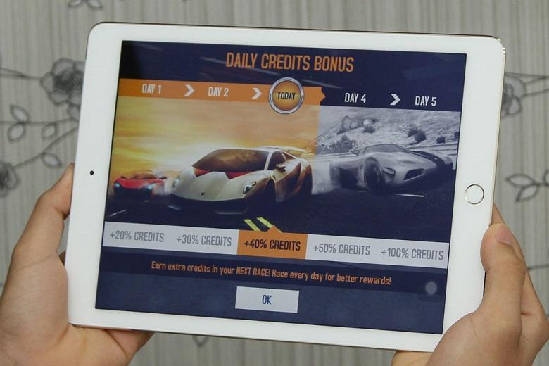 iPad Air 2 16GB Wifi & 4G Cũ Chính Hãng ipad air 2 wifi 128gb 3 1
