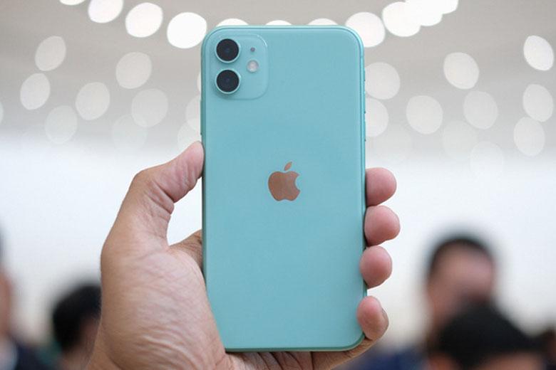 iPhone 11 64GB Chính hãng (2 SIM) iphone 11 gia re viendidong 1
