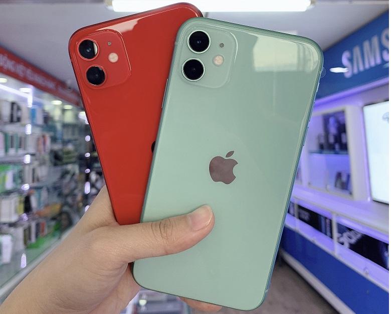 iPhone 11 64GB Chính Hãng iphone 11 viendidong