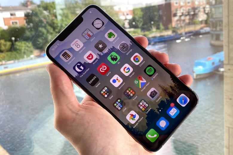 iPhone 11 Pro Max 64GB chính hãng hiển thị tốt