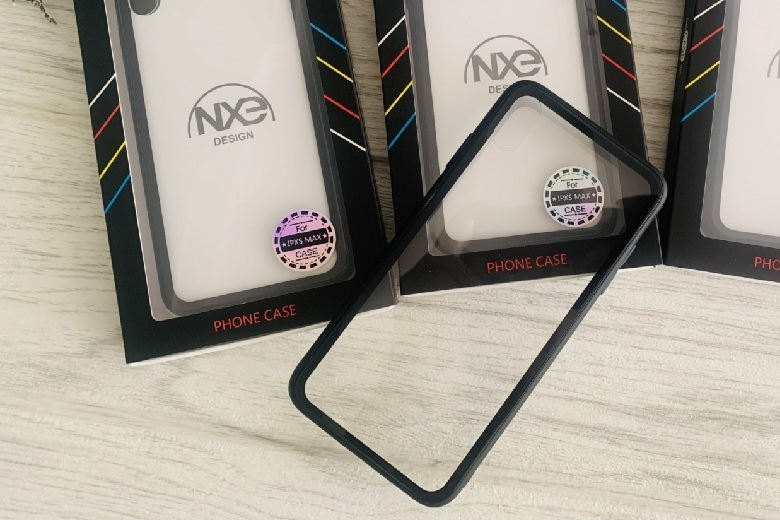 Ốp lưng iPhone 11 Pro Max NXE thiết kế khá đơn giản