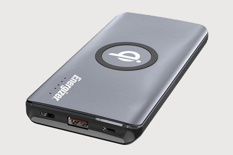 Hỗ trợ 2 cổng USB output giúp sạc 2 thiết bị cùng lúc nhanh chóng hơn