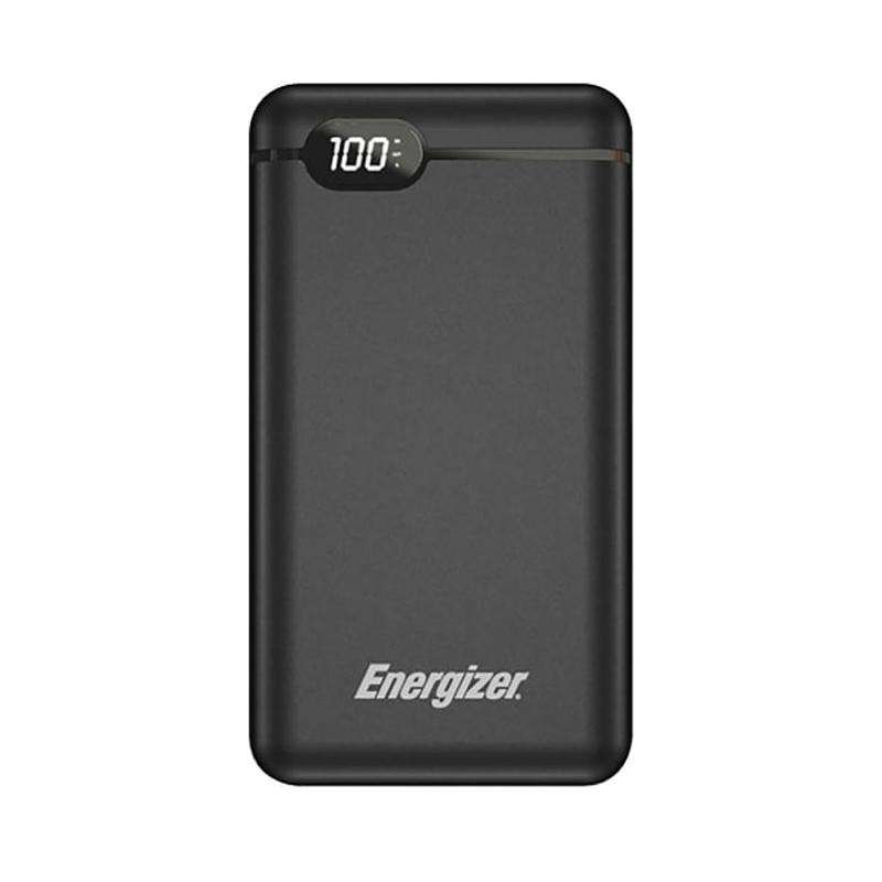 Pin sạc dự phòng Energizer 20000mAh UE20003CBK pin sac du phong energizer 20000 mah ue20003cbk